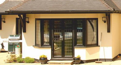 Photo of Aluminium Door
